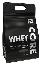 Fitness Authority Whey Core 2270 g