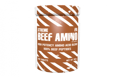 Fitness Authority Xtreme Beef Amino 600 tablet