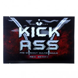 KICK ASS 18g - Bodyflex