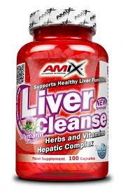 Liver Cleanse 100 tablet - Amix