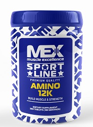 MEX Nutrition Amino 12K 300 tablet