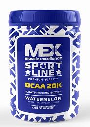 MEX Nutrition BCAA 20k 500 g