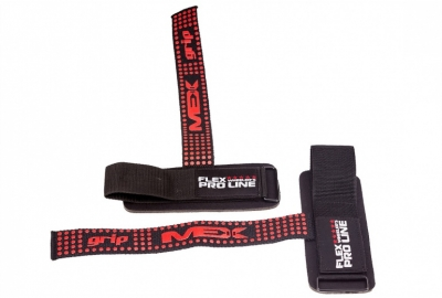 MEX Nutrition V-Pro lifting straps