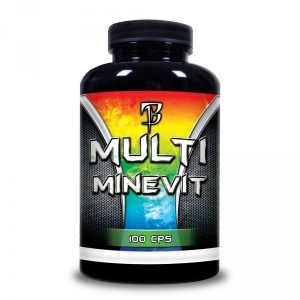 Multiminevit 100 cps - Bodyflex