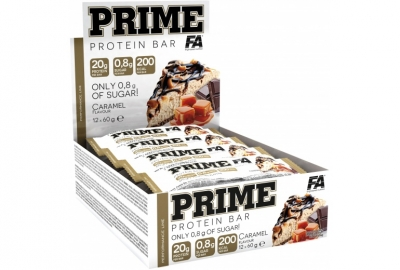 Prime BAR 12x60g Fitness Authority