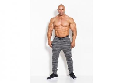 Sweatpants 01 LM Tabbis Grey Kevin Levrone