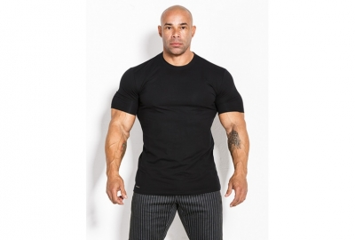 T-Shirt 03 LM Classic Black Kevin Levrone