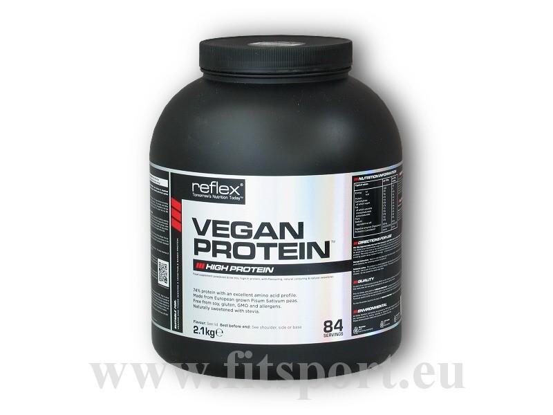 Vegan Protein 2100g - Reflex Nutrition