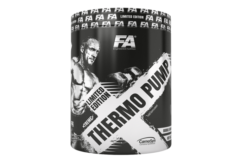 Xtreme Thermo Pump 390g Fitness Authority